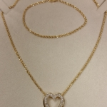 Heart 30 Necklace
